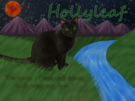 Hollyleaf Manip by Shadeshipping