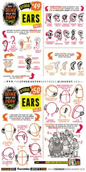 How to draw EARS tutorial by STUDIOBLINKTWICE