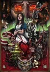 Alice : Madness Returns by LoiccoiL