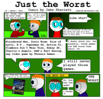 Just the Worst by jakelsm