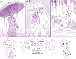 :YCH: April Showers (CLOSED) by DesireeU