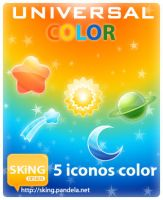 universal color for win by skingcito