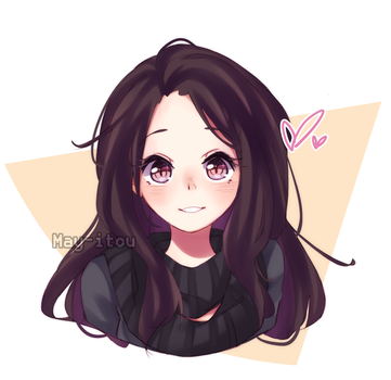 [Comm] MochiMio + SPEEDPAINT by May-Itou
