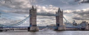 Tower Bridge by kdiff3