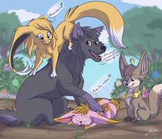 You Know You Want Them... by Naoki-Wolf