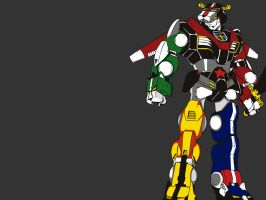 Voltron by Jabo13