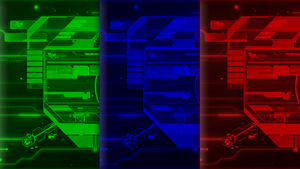 TekFace Multicolor by StArL0rd84