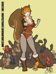Squirrel Girl by Inspector97