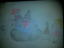RQ: Five Nights on Deviantart by 20008921