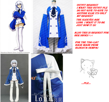 MMD Outfit and shoes request! by Cheshire01Alice