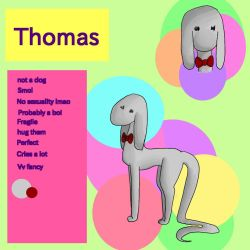 Thomas (Ref sheet) by Ramsey-Boi