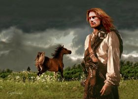 Jamie Fraser by Captivated2