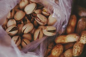 pistachios by LittleFlair