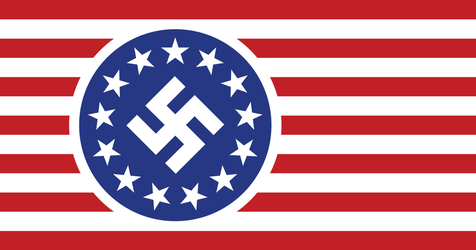 Flag of the New American Republic by RvBOMally