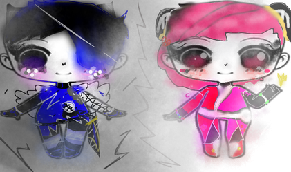 :.Request -Battle of  our legacy.: by ppg-color-glitter101