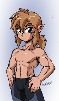 Hot Link by rongs1234