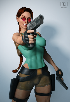 Lara's Concepts No.1 by FredelsStuff
