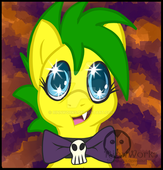 Tropicana Spoopy Icon by RinnWorks