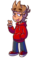 Tord by thetriggerdogart