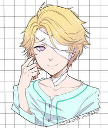 MM: Yoosung normal end by wwhitewwand
