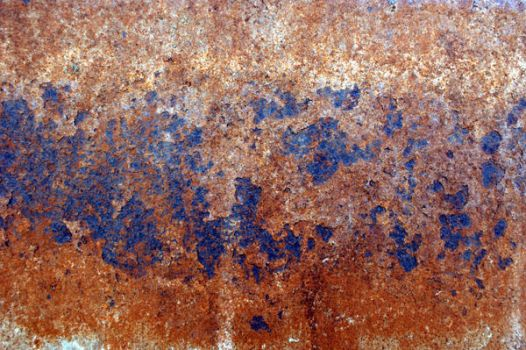 Oxidation 3 - Rust texture by s-i-nthetic-dreams