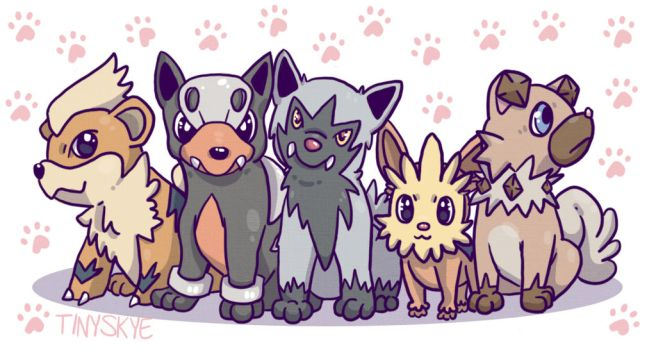 Pups by TinySkye