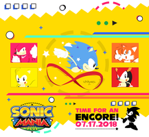 Sonic Mania Plus encore! by Linkabel32
