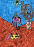 No Way #3 by LOrdalie