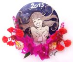 Virginie Siveton Greatings 2013 ! Happy New Year! by VirginieSiveton