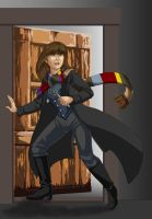 Sarah Jane Smith, Adventurer by JesIdres