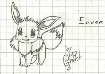 Eevee by 17GhosT