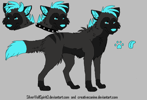 Pong wolf by AshIey