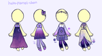 [outfit set] - cthonicsquid [2/2] by hello-planet-chan