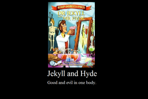 Jekyll and Hyde by JasonPictures