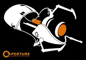 Aperture Science Handheld Portal Device by AndyDaRoo