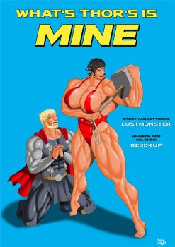 What's Thor's Is Mine (PDF) by LustMonster