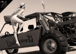 Ashley Unleashed at Glamis 006 by Freestyle35mm