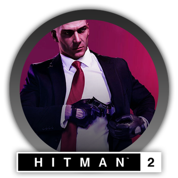 HITMAN 2 - Icon by Blagoicons