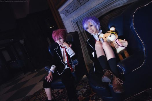 Diabolik Lovers: Sakamaki by PrinceMaru