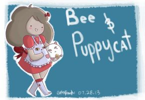 Bee and Puppycat by Kyokaiba