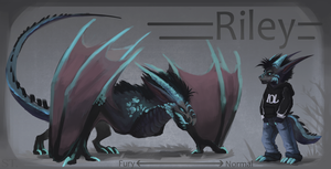 [CLOSED] Adopt Auction - RILEY by Terriniss