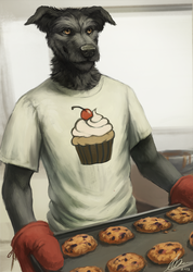 Who Wants Some Cookies? by Aurru