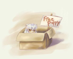 Free to a Good Home... by GoblinQueeen