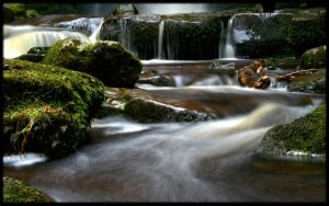 Blaen y Glyn Waterfalls V1.1 by l8