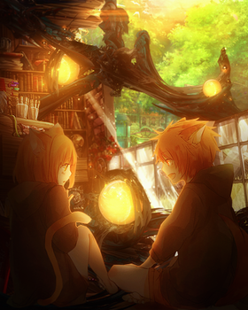 Enchanted by TheIzaya
