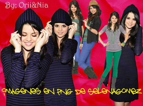 Pack de images de Selena Gomez by SOS-Editions
