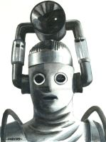 The First Cyberman by Marc137