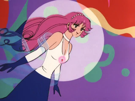 Cutey Honey 1973 - Fancy Honey by Honey-Kisaragi1973