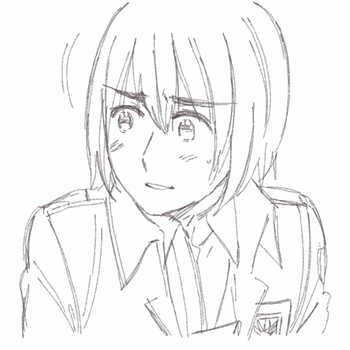 Armin Sketch by Cioccolatodorima