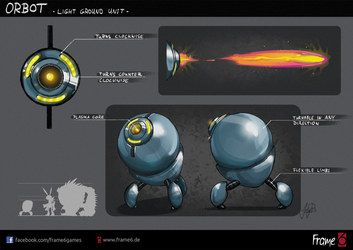 Light Ground Unit Concept by JollyPiik